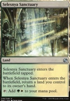 Modern Masters 2015 Foil: Selesnya Sanctuary