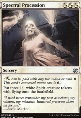 Modern Masters 2015: Spectral Procession