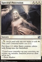 Modern Masters 2015 Foil: Spectral Procession