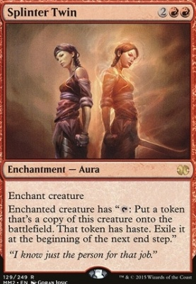 Modern Masters 2015: Splinter Twin
