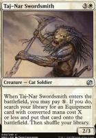 Modern Masters 2015 Foil: Taj-Nar Swordsmith