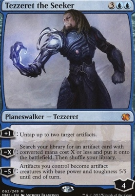 Modern Masters 2015: Tezzeret the Seeker