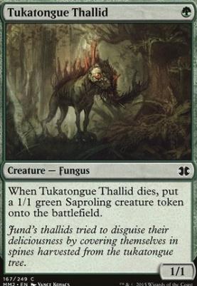 Modern Masters 2015: Tukatongue Thallid