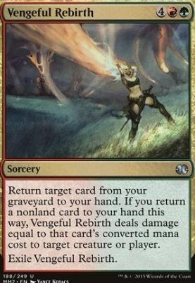 Modern Masters 2015: Vengeful Rebirth