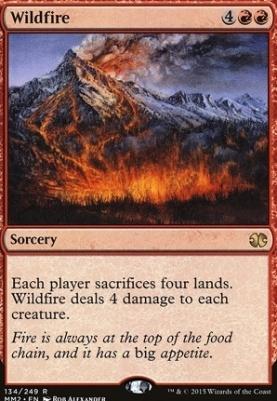 Modern Masters 2015: Wildfire