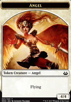 Modern Masters 2017: Angel Token