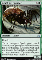 Modern Masters 2017: Arachnus Spinner