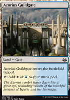 Modern Masters 2017: Azorius Guildgate