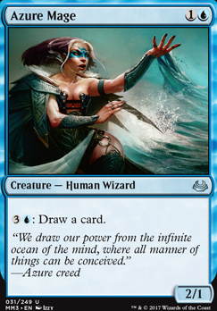 Modern Masters 2017: Azure Mage