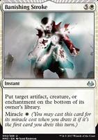 Modern Masters 2017 Foil: Banishing Stroke
