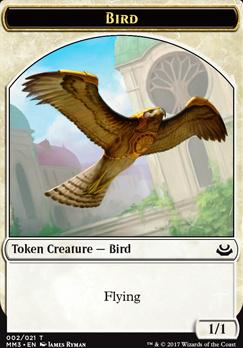 Modern Masters 2017: Bird Token