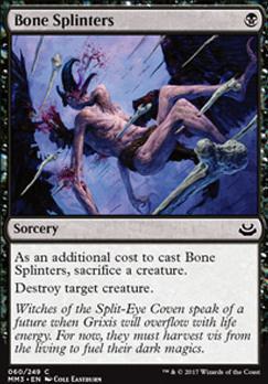 Modern Masters 2017 Foil: Bone Splinters