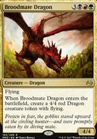 Modern Masters 2017 Foil: Broodmate Dragon