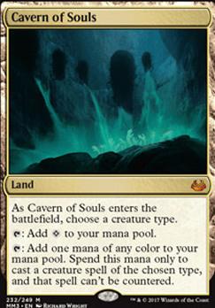 Modern Masters 2017 Foil: Cavern of Souls
