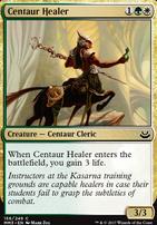 Modern Masters 2017: Centaur Healer