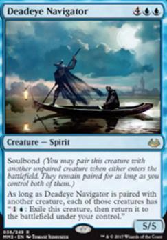 Modern Masters 2017: Deadeye Navigator