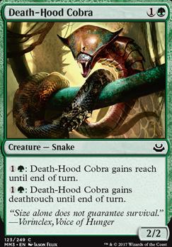 Modern Masters 2017: Death-Hood Cobra