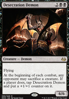 Modern Masters 2017: Desecration Demon
