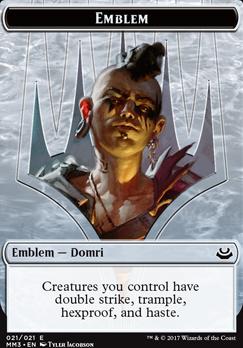 Modern Masters 2017: Emblem (Domri Rade)