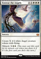 Modern Masters 2017 Foil: Entreat the Angels