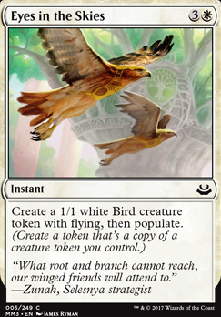 Modern Masters 2017 Foil: Eyes in the Skies