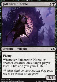 Modern Masters 2017: Falkenrath Noble