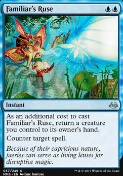 Modern Masters 2017: Familiar's Ruse