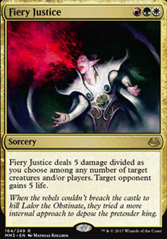 Modern Masters 2017: Fiery Justice