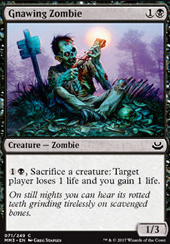 Modern Masters 2017: Gnawing Zombie