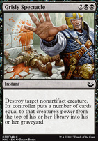 Modern Masters 2017: Grisly Spectacle