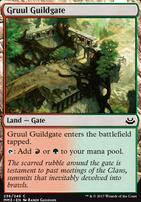 Modern Masters 2017: Gruul Guildgate