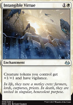 Modern Masters 2017 Foil: Intangible Virtue