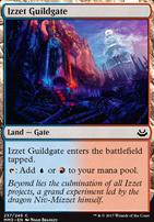 Modern Masters 2017 Foil: Izzet Guildgate