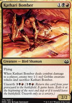 Modern Masters 2017: Kathari Bomber
