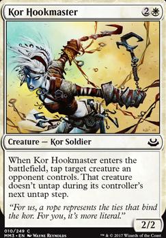 Modern Masters 2017 Foil: Kor Hookmaster