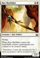 Modern Masters 2017 Foil: Kor Skyfisher