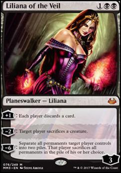 Modern Masters 2017: Liliana of the Veil
