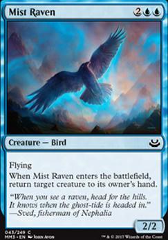 Modern Masters 2017: Mist Raven