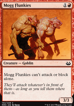 Modern Masters 2017: Mogg Flunkies