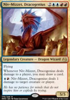 Modern Masters 2017: Niv-Mizzet, Dracogenius