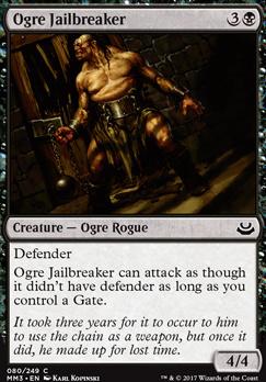 Modern Masters 2017: Ogre Jailbreaker