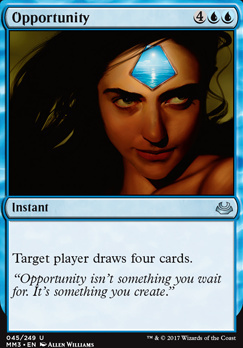 Modern Masters 2017 Foil: Opportunity