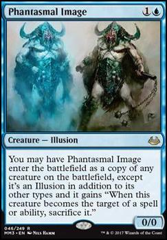 Modern Masters 2017 Foil: Phantasmal Image