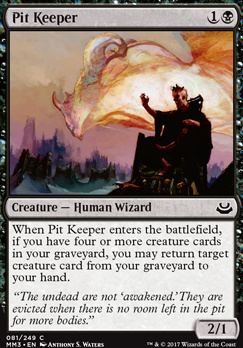 Modern Masters 2017: Pit Keeper