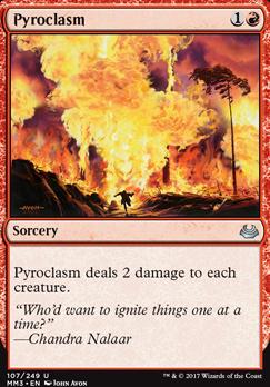 Modern Masters 2017: Pyroclasm