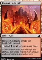 Modern Masters 2017: Rakdos Guildgate