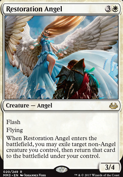 Modern Masters 2017: Restoration Angel