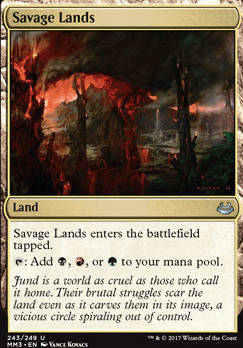 Modern Masters 2017: Savage Lands