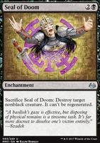 Modern Masters 2017 Foil: Seal of Doom
