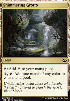 Modern Masters 2017: Shimmering Grotto